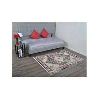 Over Dyed Traditional Oriental Crossweave Area Rug Carpet Turkish