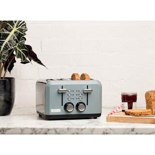 Haden Perth 4-Slice, Wide Slot Toaster