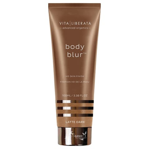 Vita Liberata Body Blur Instant HD Skin Finish 3.38 fl oz / 100 ml Latte Dark