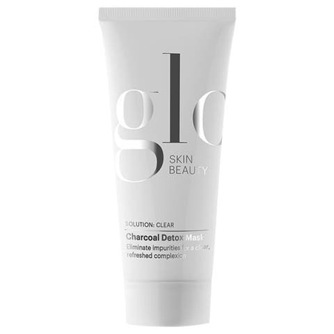 Glo Charcoal Detox Mask 2 oz