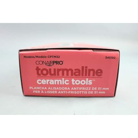 Conair Pro Tourmaline Ceramic Straightening Iron CPTM32