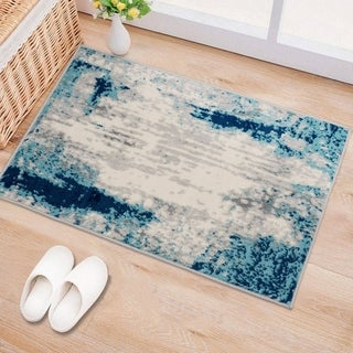 Bohemian Vague Modern Area Rug