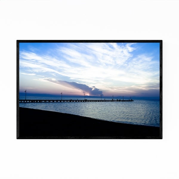 Noir Gallery Thessaloniki Greece Nature Photo Framed Art Print