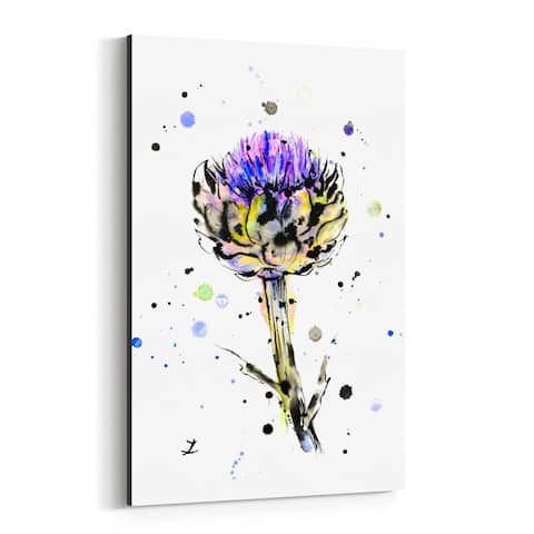 Noir Gallery Artichoke Kitchen Painting Canvas Wall Art Print