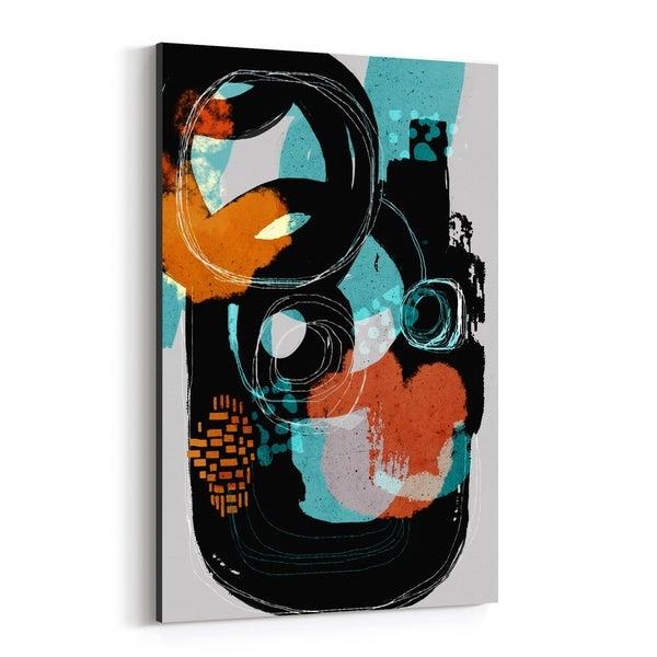 Noir Gallery Abstract Illustration Canvas Wall Art Print