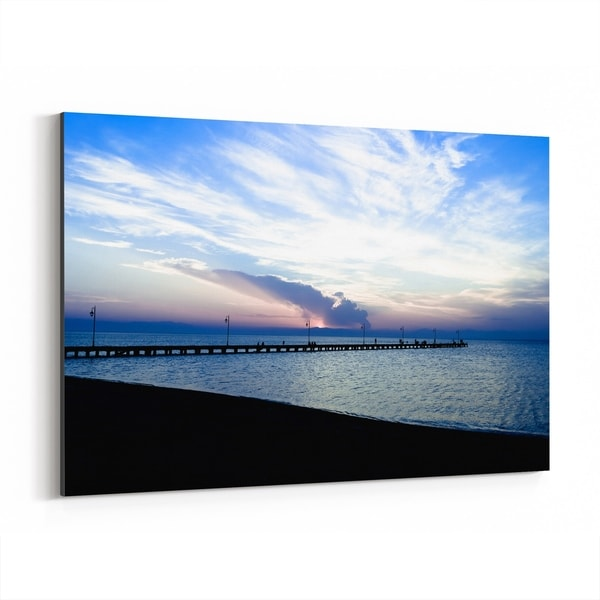 Noir Gallery Thessaloniki Greece Nature Photo Canvas Wall Art Print