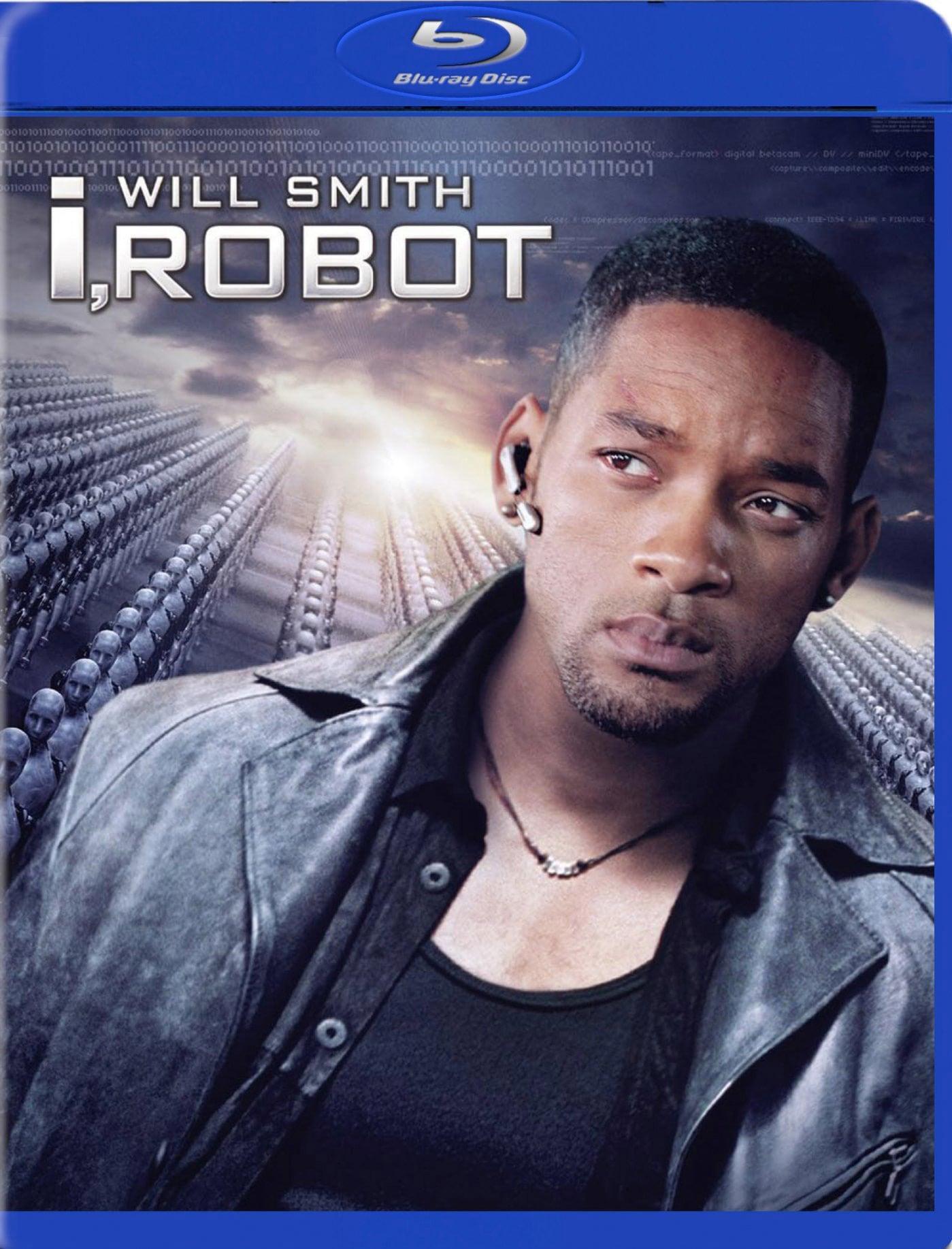 I, Robot (Blu-ray Disc)