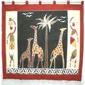 Traditional Giraffe Wall Hangings (Zambia)