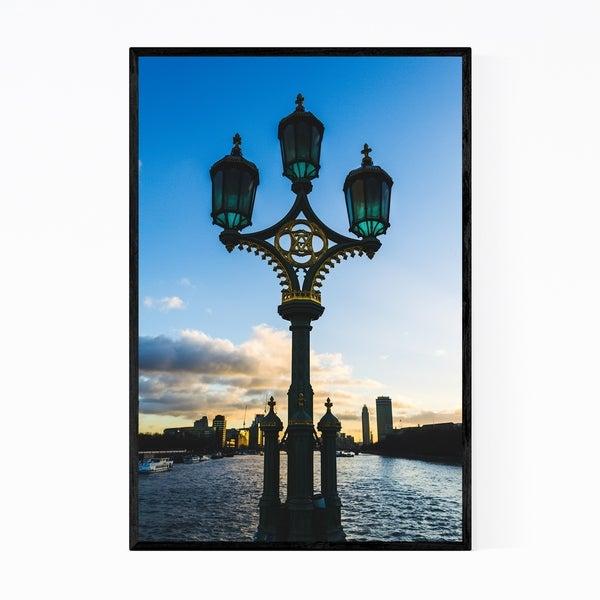 Noir Gallery London UK Urban Photo Framed Art Print