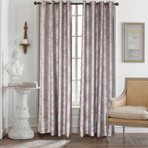 Window Semi-Blackout Curtain / Drape Panel, Hollywood