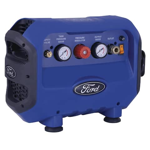Ford 1.6 Gallon Portable Air Compressor