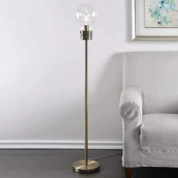 Oldora Led Edison Bulb Floor Lamp
