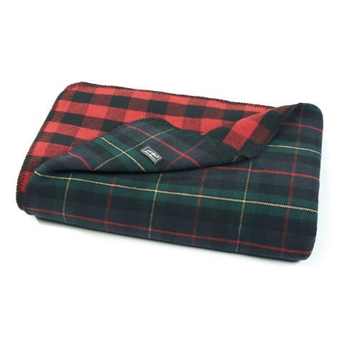 Eddie Bauer Ridgeline Lodge Green Blanket