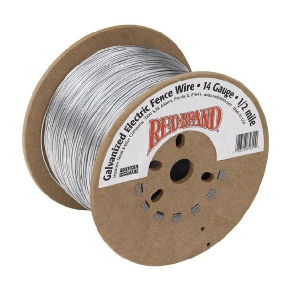 Red Brand Electric Electric Fence Wire 1/2 mi.