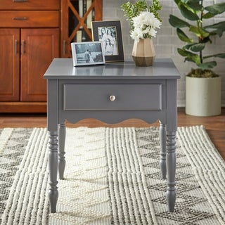 Link to Simple Living Farmhouse End Table Similar Items in Living Room Furniture