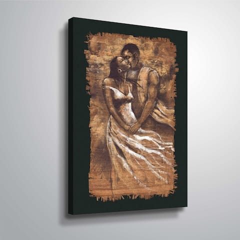 """""""Whisper"""" Gallery Wrapped Canvas"""