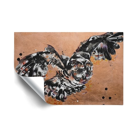 """""""Tawny Copper"""" Removable Wall Art Mural"""