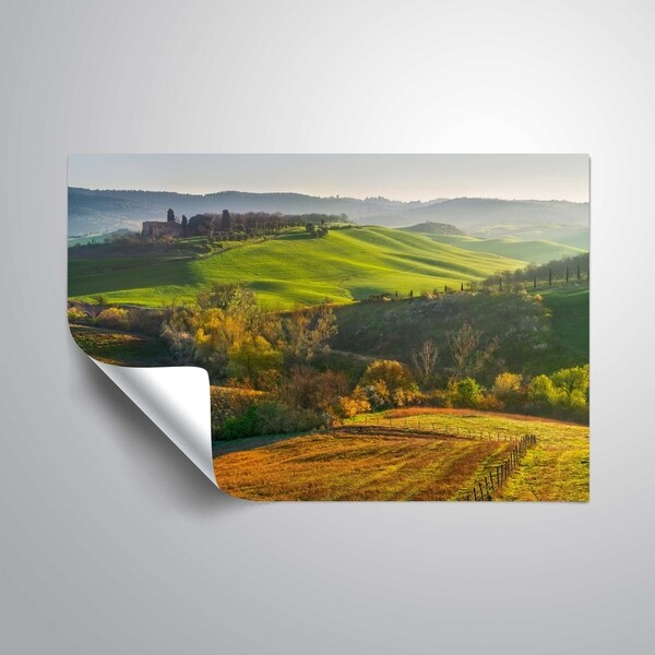 """""""Light Invasion"""" Removable Wall Art Mural. Opens flyout."""