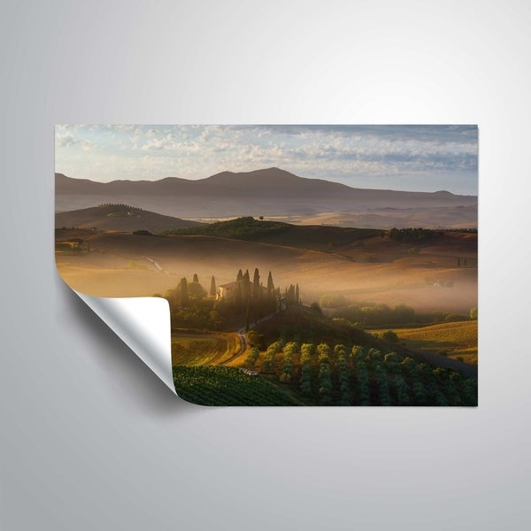 """Belvedere II"" Removable Wall Art Mural. Opens flyout."