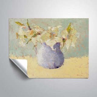 "Link to "" Lily Dream"" Removable Wall Art Mural Similar Items in Vinyl Wall Art"