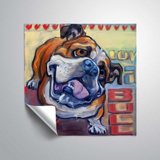 """Link to """"Loveabull"""" Removable Wall Art Mural Similar Items in Vinyl Wall Art"""