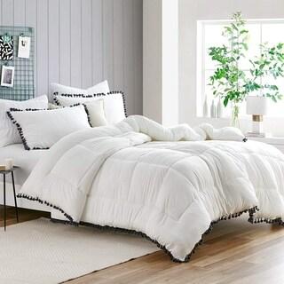 Bare Bottom - Lightly Oversized Comforter - Cream (Shams not included)