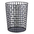 Slice Alternation Round Wastebasket