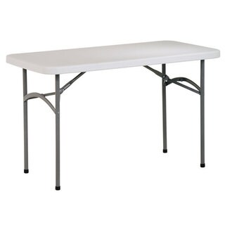 Office Star 4-foot Resin Table