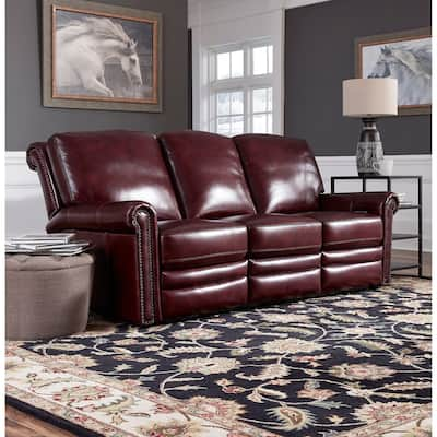 Recliner Leather Sofas Couches