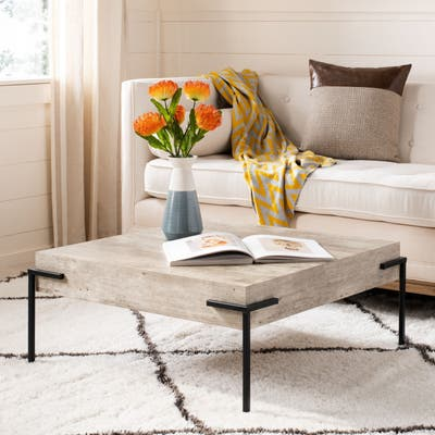 Grey Square Coffee Tables Online At Our