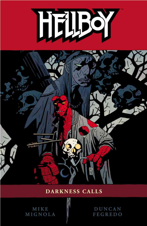Hellboy 8: Darkness Calls (Paperback)