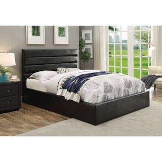 Olvera Upholstered Storage Platform Bed