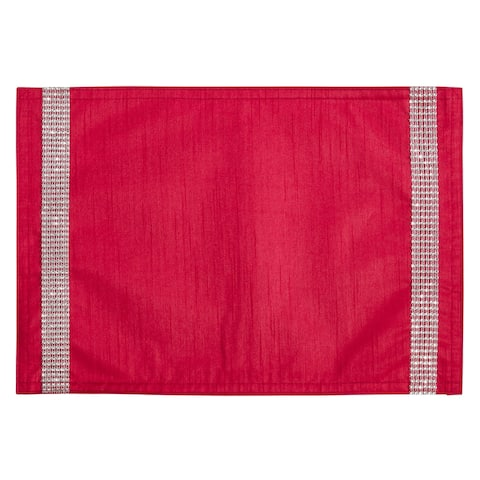 Studded Design Placemats ( Set of 4 )