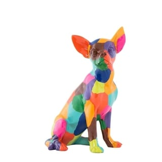 "Interior Illusions Plus Artist Chihuahua 10"" tall"