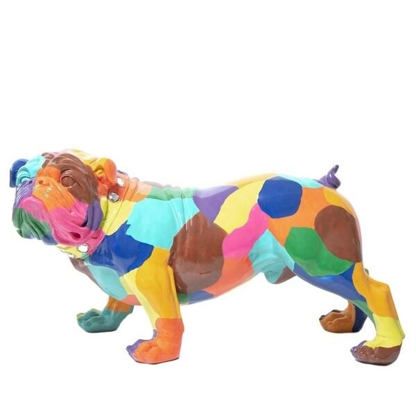 "Interior Illusions Plus Artist Bulldog - 30"" long - N/A"