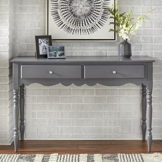 Simple Living Farmhouse Sofa Table