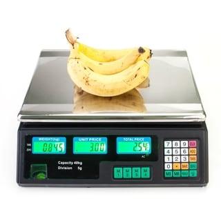 40kg/5g Digital Kitchen Scale Food Scale