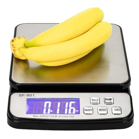 50kg/10g Digital Kitchen Scale Food Scale