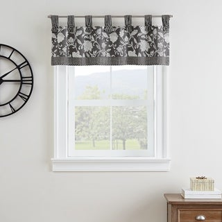 Link to Waverly? Stencil Vine Window Valance Similar Items in Window Treatments