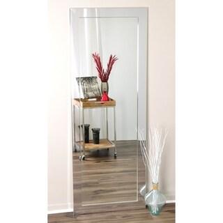 Industrial Loft Floor Mirror