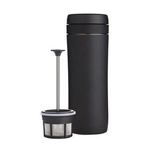 Espro 12 Ounce Travel Coffee Press Matte Black