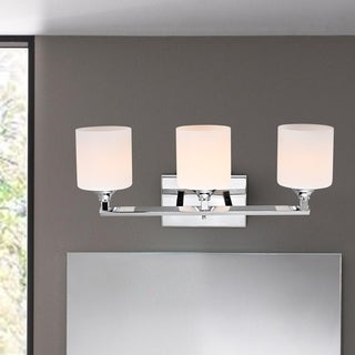Link to Copper Grove Escas 3-light Bath/Vanity Fixture Similar Items in Bathroom Vanity Lights