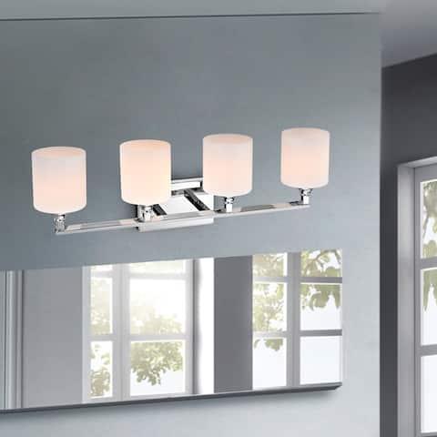 Copper Grove Margineda 4-light Bath/Vanity Fixture