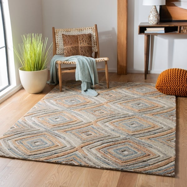 Safavieh Handmade Kilim Vafa Transitional Wool Rug