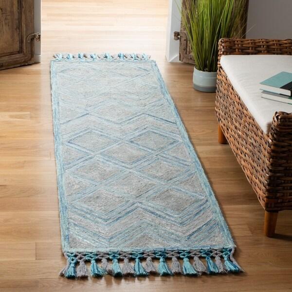 Safavieh Handmade Sahara Penelopia Moroccan Silk Rug