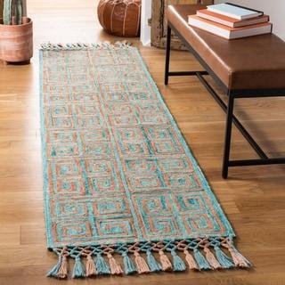 Safavieh Handmade Sahara Kahori Moroccan Silk Rug