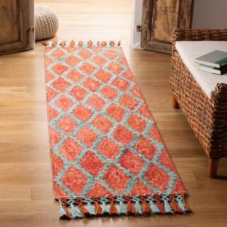 Safavieh Handmade Sahara Gulmira Moroccan Silk Rug