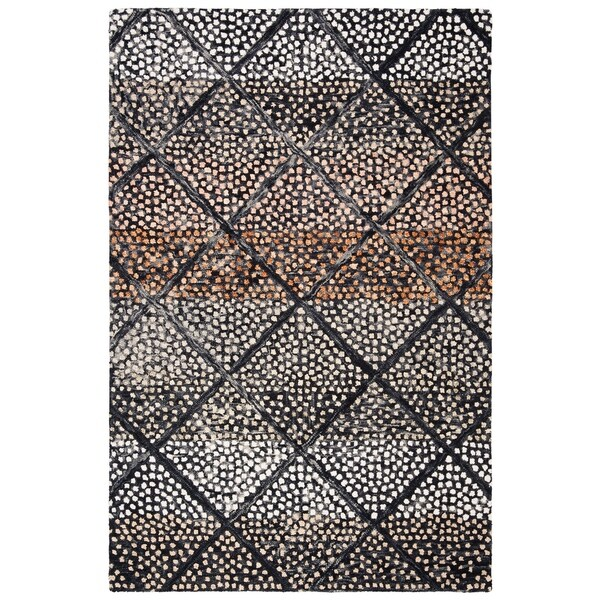 Safavieh Handmade Trace Suzon Contemporary Wool Rug