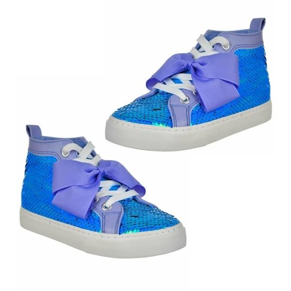 Shop JoJo Siwa Sneakers - Blue Mermaid