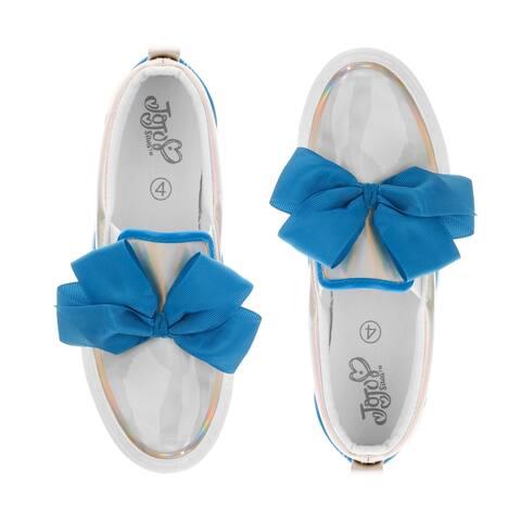 JoJo Siwa Sneakers - Pearl Blue Size 3